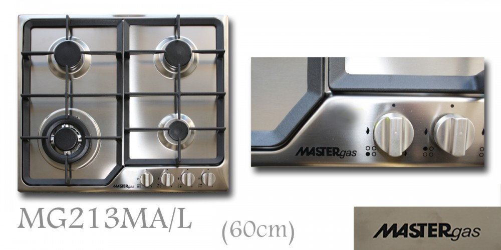 الطباخات المنضدية MASTER GAS