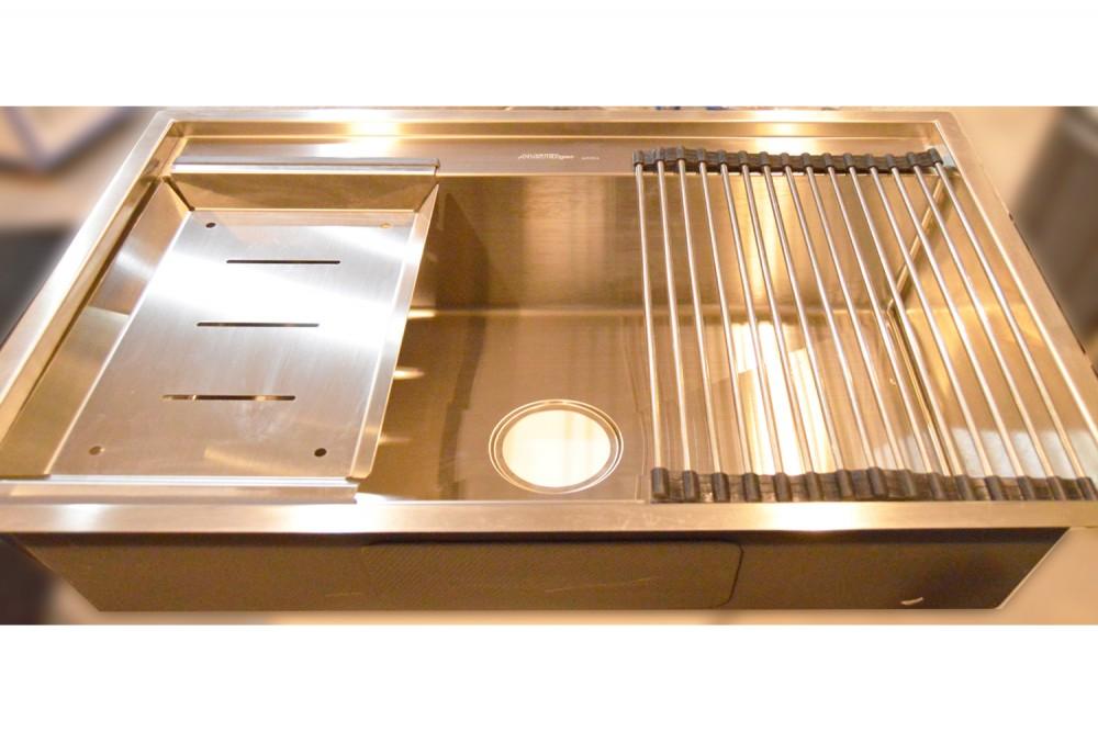 احواض الفولاذ المصنوعة  يدويا MASTER GAS